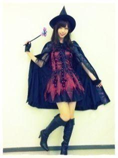 乃木坂46 (nogizaka46) witch nishino nanase ~ please do everything you know to me =3 ♥ ♥ ♥