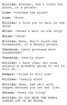 PEOPLE SHOULD LISTEN TO KILLIAN.