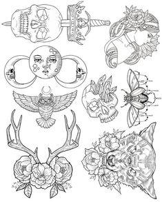 Flash art tattoo best ideas on stick poke japanese tattoos . Tatoo Art, 4 Tattoo, Samoan Tattoo, Mandala Tattoo, Polynesian Tattoos, Color Tattoo, Chest Tattoo, Mouth Tattoo, Tattoo Abstract