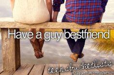 I love my guy best friend c: