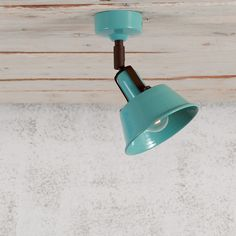 Vintage spotlight pastel turquoise Vintage spotlight pastel turquoise of the MILOS collection Retro spotlight designed and produced in Athens, Greece by MAVROS Lighting factory. Desk Lamp, Table Lamp, Spotlight, Pastel, Turquoise, Interior Design, Lighting, Vintage, Home Decor