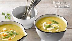 Frühlingssuppe #soup #veggie #yummy #recipe #food #fotd #vegetablesoup