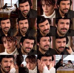Bir bulut olsam Looking Gorgeous, Beautiful, Turkish Actors, Che Guevara, Handsome, Couples, Movies, Movie Posters, Art