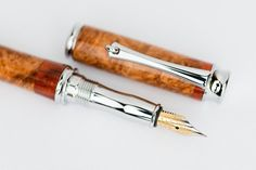 Exotic Maple Burl and Bloodwood Segmented par TheWoodmansGifts                                                                                                                                                                                 Plus
