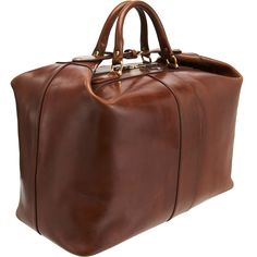 Leather duffel bag for long stay. will surely fit your lifestyle.
