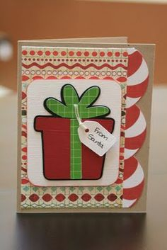 Image detail for -... Calendars** Cricut Christmas Cards with Cathy- Nov 10th and Nov 13th