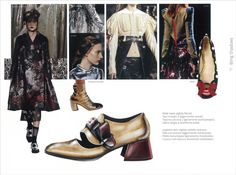Shoes Trend Book A/W 2017/2018 by Veronica Solivellas | mode...information GmbH Fashion Trend Forecasting and Analysis