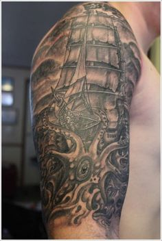 Nautical Tattoo Designs.