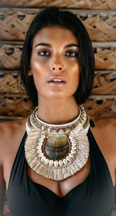 Tahitian Necklace (Teikidev Tahiti)