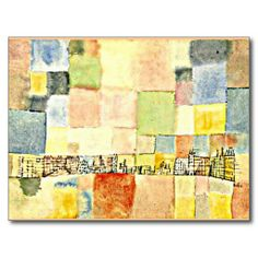 >>>Cheap Price Guarantee          Paul Klee art - Neuer Stadtteil in M Postcard           Paul Klee art - Neuer Stadtteil in M Postcard you will get best price offer lowest prices or diccount couponeShopping          Paul Klee art - Neuer Stadtteil in M Postcard Review on the This website b...Cleck Hot Deals >>> http://www.zazzle.com/paul_klee_art_neuer_stadtteil_in_m_postcard-239701774126407062?rf=238627982471231924&zbar=1&tc=terrest