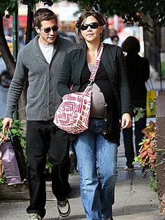 Celebrity siblings Jake and Maggie Gyllenhaal have a Jewish mother and a Swedish father.