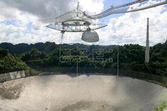 Observatorio de P.Rico capta extrañas señales de radio desde estrella roja