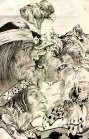 Resultado de imagen para dibujo mapuche