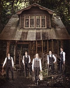 """A bit """"album cover"""" but a great shot. Would love to find a space like this within city limits!"""
