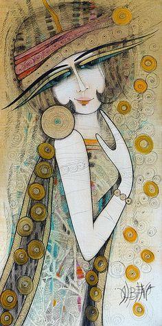 Boucle D'or by Albena Vatcheva