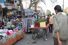 Street Shopping Lucknow