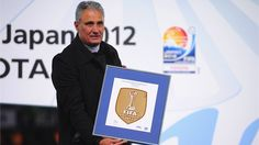 Corinthians se gana el codiciado escudo de campeón de la Copa Mundial de Clubes de la FIFA 2012.