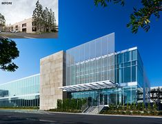 Modern architecture office towers my gallery angie 39 s for Office building exterior design