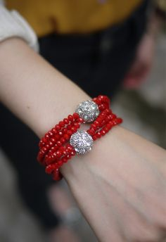 Bling as Can Be Bracelet - Bracelets - Accessory - Retro, Indie and Unique Fashion
