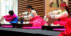 On the blog - Toronto Tea Festival - Korean Tea Ceremony