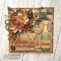 Blog sklepu CraftyMoly : Jesienne urodziny