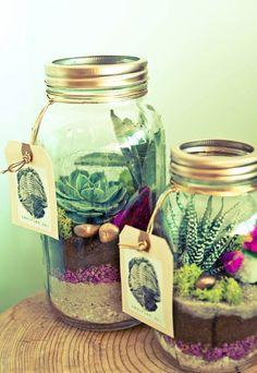 15 New Ways to Use Mason Jars Right Now via Brit + Co
