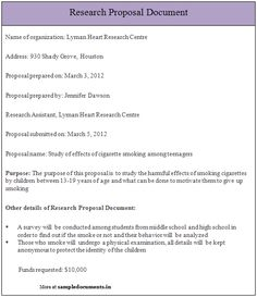 Research Proposal on Immigration