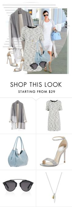 """""""office"""" by ilona-828 ❤ liked on Polyvore featuring Kerr®, Oasis, René Caovilla, Christian Dior and Tacori"""