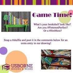 Usborne Shellie game