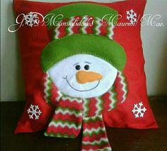Xmas Wreaths, Christmas Decorations, Holiday Decor, Christmas Cushions, Rustic Christmas, Xmas Tree, Soft Furnishings, Felt Crafts, Christmas Stockings
