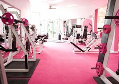 i want this gym!