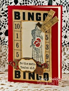 DTGD14WhippetgirlB BINGO by JBgreendawn - Cards and Paper Crafts at Splitcoaststampers