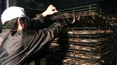 Making of Dried Bonito
