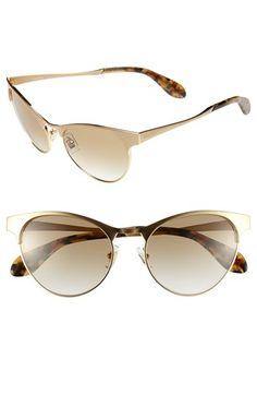 Miu Miu Cat's Eye Sunglasses | Nordstrom