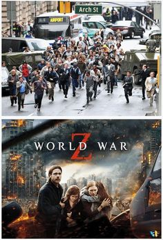 The incredible movie: World War Z
