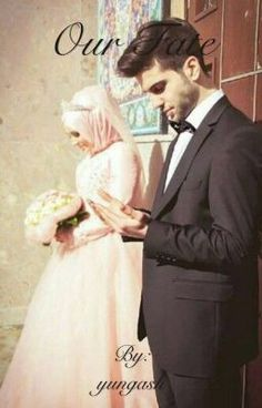 Muslim bride and groom Bridal Hijab, Hijab Bride, Wedding Hijab, Arab Wedding, Wedding Pics, Wedding Couples, Post Wedding, Cute Muslim Couples, Romantic Couples