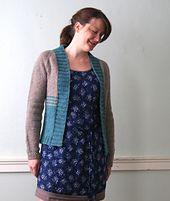 Ravelry: Brackett Street pattern by Cecily Glowik MacDonald