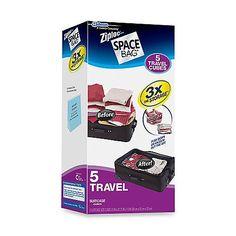 Utilisez ce nouveau coupon rabais à imprimer sur denous@vous de websaver pour économiser 5$ à l'achat de tout produit Ziploc® Space Bag