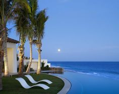 love this infinity edge design.   Modern Pools Design, Pictures, Remodel, Decor and Ideas - page 5