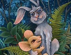 Working On Myself, Hare, My Works, New Work, Owl, Behance, Profile, Gallery, Creative