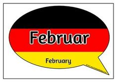 With 3 different title pages for choice (Days and Months, Days of the Week, Months of the Year), here are 21 printables, showing the days of the week and months of the year in German. Visit our TpT store for more information and for other classroom display resources by clicking on the provided links.