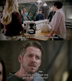 """Robin Hood - 5 * 11 """"Swan Song"""" Don't worry Robin we were all thinking that"""