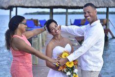 Happiness is a Belize Destination Wedding - The Wedding Photo Album of Rhonda and Ian at Chabil Mar Resort, Placencia, Belize Elegant Wedding, Wedding Bride, Wedding Events, Wedding Ceremony, Wedding Photo Albums, Wedding Photos, Wedding Planner, Destination Wedding, Belize Resorts