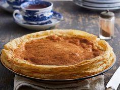 Melktert met smeerkors Tart Recipes, Cheesecake Recipes, Melktert Recipe, Best Flourless Chocolate Cake, Milk Tart, South African Recipes, Mince Pies, Something Sweet, Food Videos