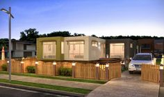 The Lisbon - 4 Bedrooms and 2 Bathrooms Prefab Container Home with High quality Fittings By Nova Deko.