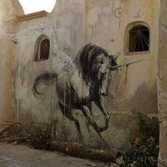 Work by FAITH47 in Tunisia