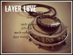 Layer Love on Ice Resin