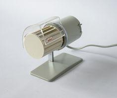 Braun HL-1 desk fan.