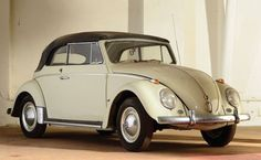 Automobiles : 1961 Volkswagen Type 1 Cabriolet | Blouin Boutique | RM Auctions | Aalholm Automobile Collection Auction August 12, 2012 |