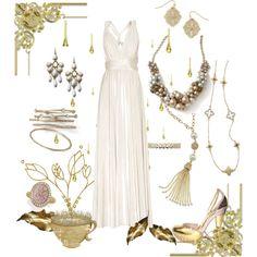 """Gold rush coming down the aisle www.liasophia.com/twl  OR ON FB: Tracys bling lia style"